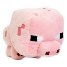 Мягкая игрушка Minecraft Поросенок