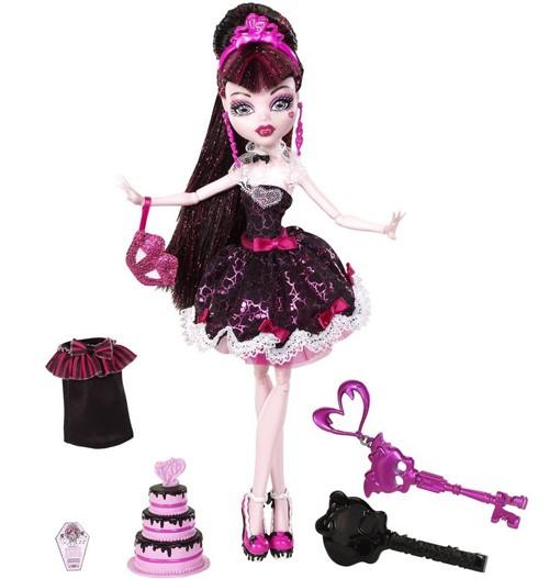 Кукла Дракулаура из серии Школа монстров