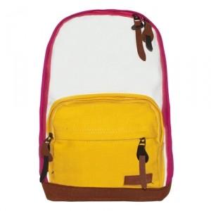 Рюкзак Multicolor, розовый с желтым