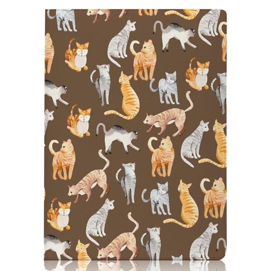 Обложка для паспорта Cats