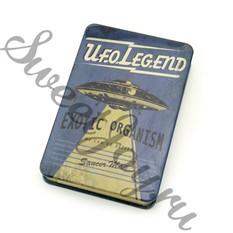 Блокнот UFO Legend