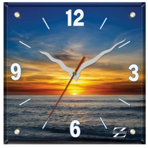 Часы настенные Закат на море
