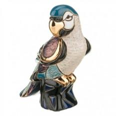 Статуэтка Синий попугай