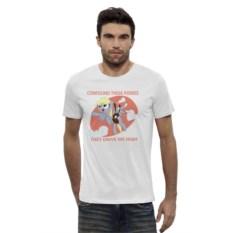 Мужская футболка Derpy hooves