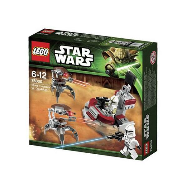 Констр-р Lego Star Wars Штурмовики-клоны против Дроидеков