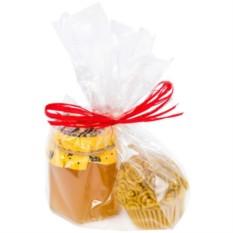 Медовый набор Мёд и свеча