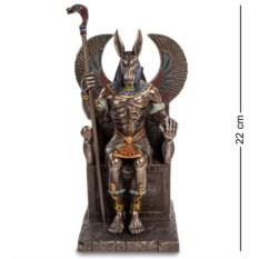 Статуэтка Анубис на троне
