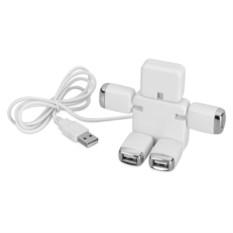 USB-разветвитель на 4 порта в виде человечка-трансформера