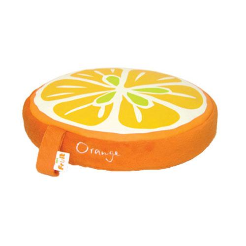Подушка-пуфик Апельсин