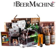 Домашняя мини-пивоварня BeerMachine DeLuxe 2008 Expert