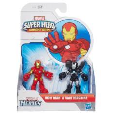 Набор парных фигурок Марвел от Hasbro Playskool Heroes