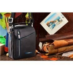 Черная сумка-планшет коллекции Dor.Flinger