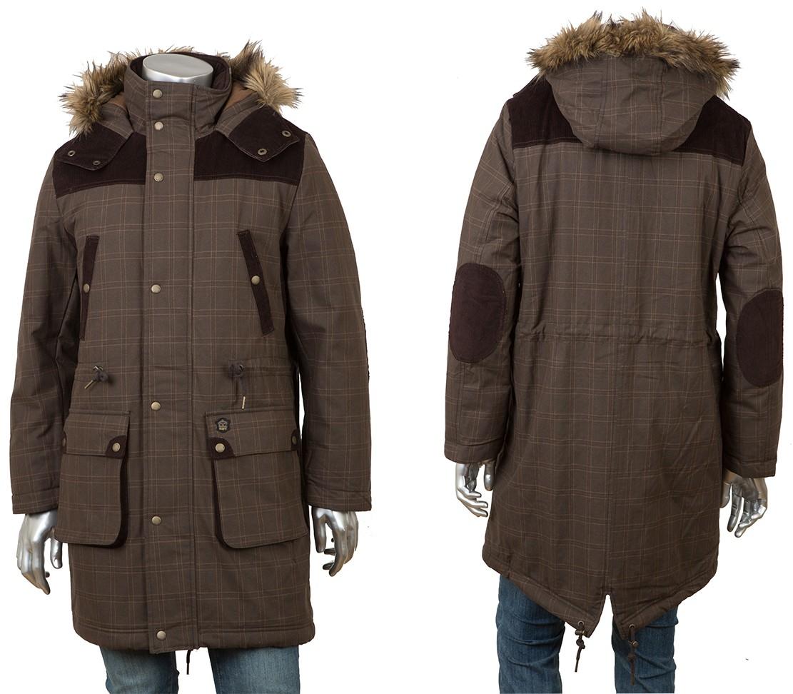 Merc Shultz Куртка-Парка
