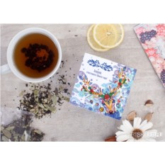 Травяной чай «Зимние узоры»