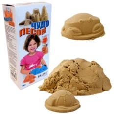 Песок для игры «Чудо-песок» , 1 кг.