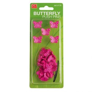 Набор кнопок Butterfly