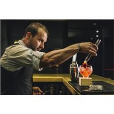 Мастер-класс по коктейлям с элементами шоу