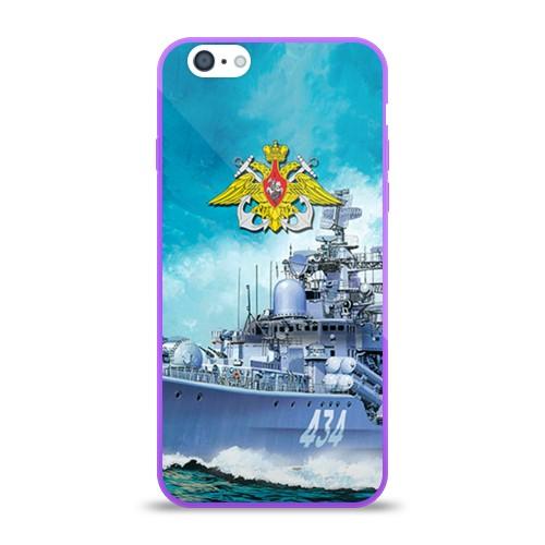Силиконовый чехол для Apple iPhone 6 ВМФ