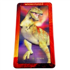 3D пазл «Динозавр»