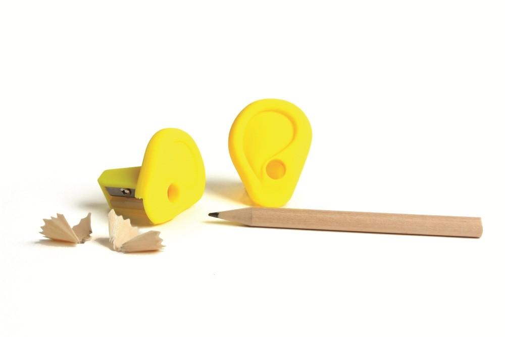 Желтая точилка Ear
