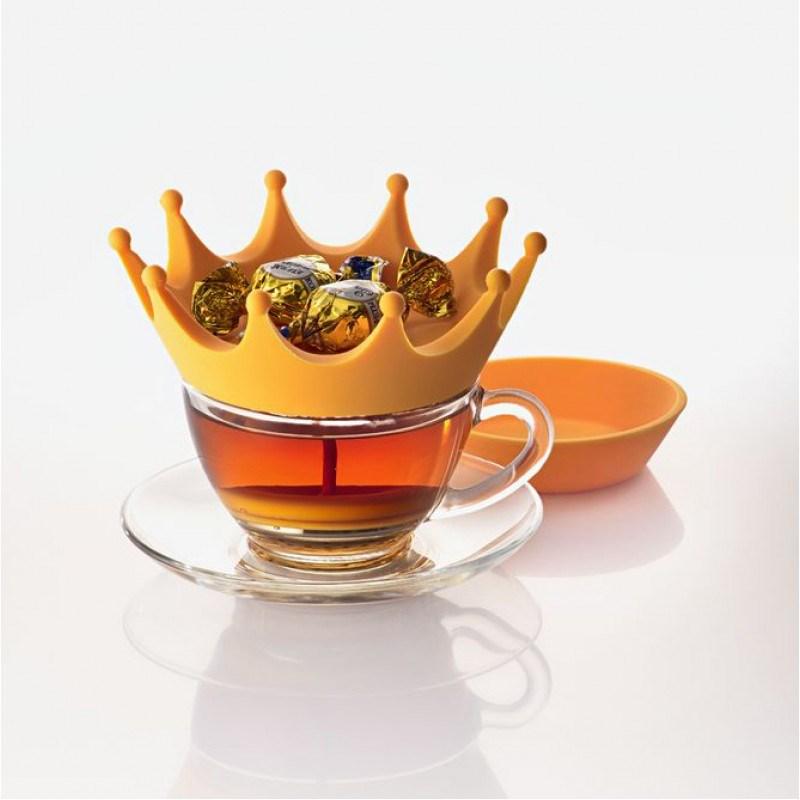 Ситечко для чая Crown 3 в 1