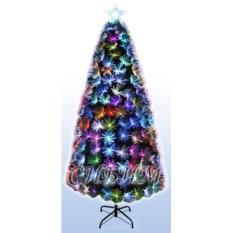 Оптоволоконная елка 7 Цветов