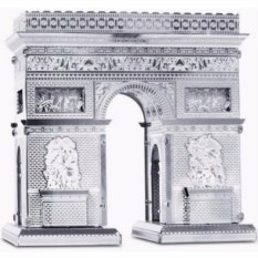 Металлический 3D пазл Триумфальная арка
