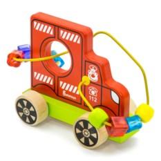 Лабиринт-каталка Пожарная машина