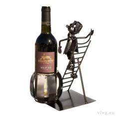 Держатель для бутылок «Винодел»