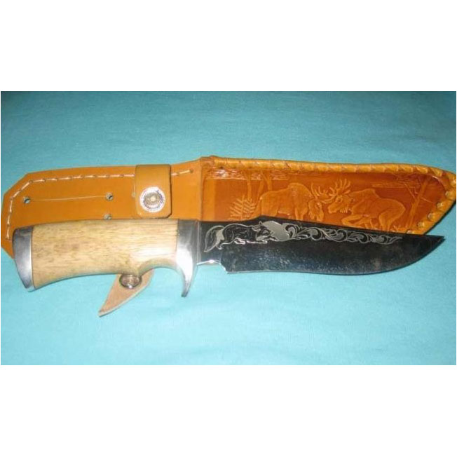 Нож «Сайга»
