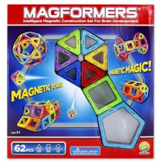 Магнитный конструктор Magformers (62 детали)