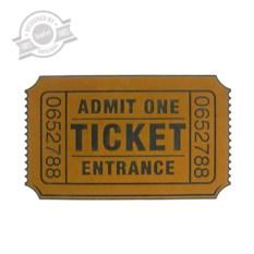 Напольный коврик Ticket