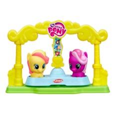 Игровой набор Карусель для пони-малышек
