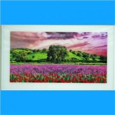 Картина Цветочное поле