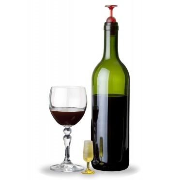«Больше не наливать». Пробка для винной бутылки