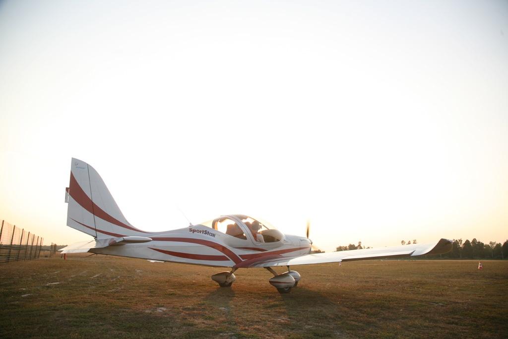 Сертификат Парный полет на Skyleader 500 и Eurostar 40 мин
