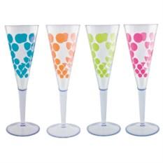 Набор бокалов для шампанского DOT DOT
