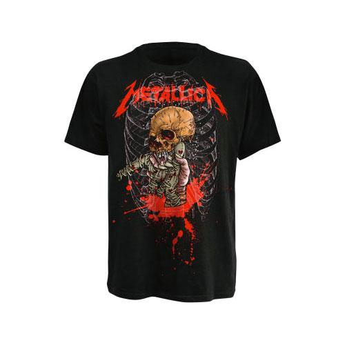 Металлика — Рождение Чужого,  футболка