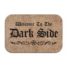Придверный коврик Темная сторона