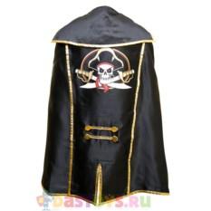 Пиратский плащ для детей