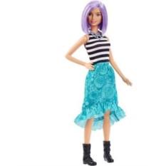 Кукла Барби Модница 18 (Лиловый шик)