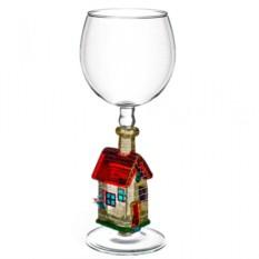 Бокал для вина Цветущий дом
