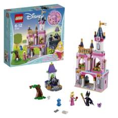 Конструктор Lego Disney Сказочный замок Спящей Красавицы