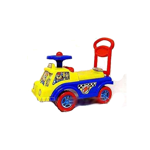 Каталка «Весёлое такси»