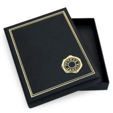 Черная подарочная коробочка