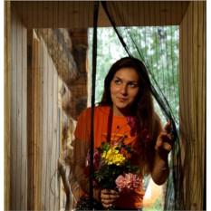 Антимоскитная сетка на дверь Комарилья