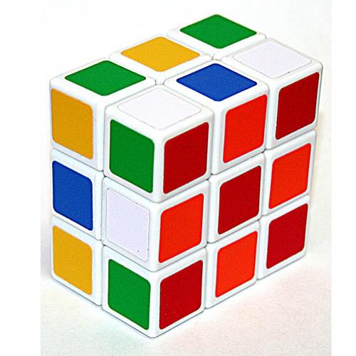 Головоломка пластмассовая Кубик 2х3