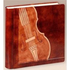 Альбом из натуральной кожи Скрипка