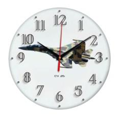 Настенные часы Армия России Су 35