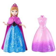 Кукла с дополнительным нарядом Анна. Холодное сердце